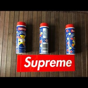 3x Supreme SS21 Pustefix Bubbles New